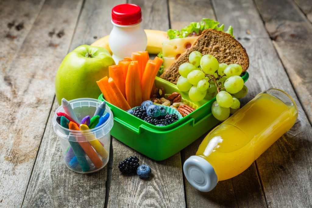 Your Children's Diet and it's importance