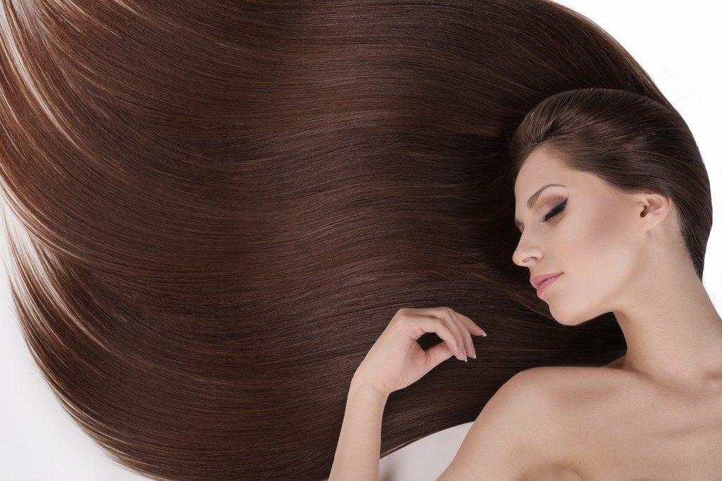 Fluorishing hair