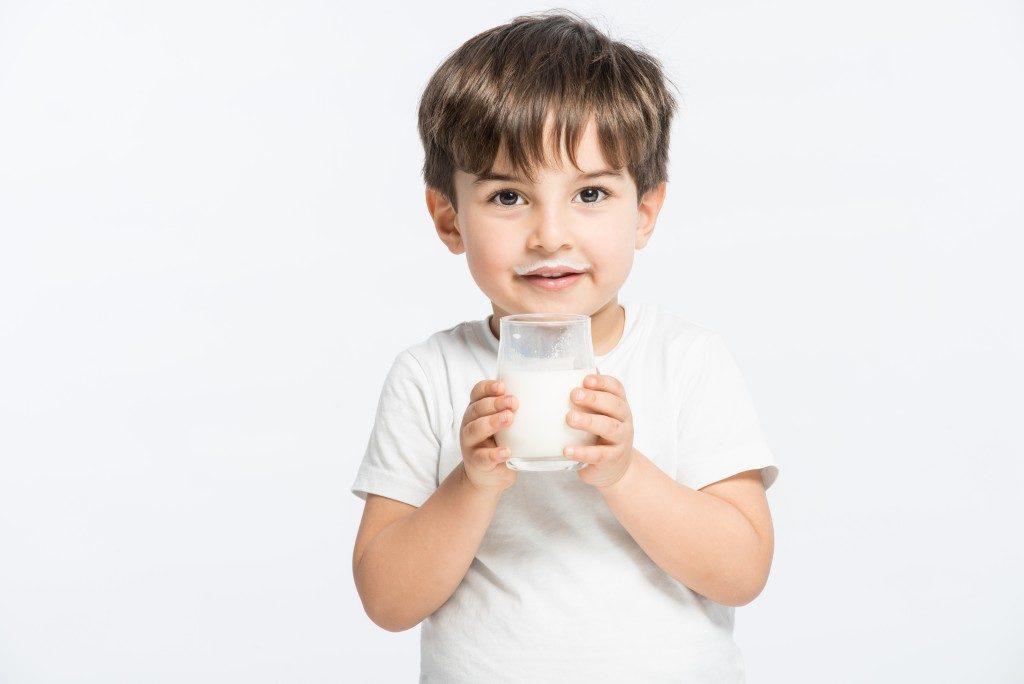 child milk
